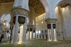Sheihk Zayed Mosque (posterboy2007) Tags: uae abudhabi sheihkzayedmosque interior