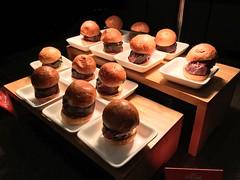 Grilled Harris Ranch Beef Tenderloin Slider with Chimichurri Sauce