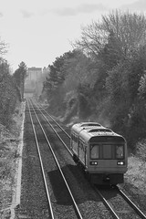 Winter sun: Class 142 Pacer DMU 142006 at Heath Junction, Cardiff (Dai Lygad) Tags: class142pacer dmu dieselmultipleunits trains railroads railways publictransport publictransit arrivatrainswales valleylines bwbw blackandwhite noiretblanc flickr stock photos photographs pictures images photography jeremysegrott dailygad cardiff wales uk unitedkingdom greatbritain geotagged southwales britishrail winter sunny january 2018 penarthtobargoed rhymneyvalley creativecommons attributionlicense attributionlicence freetouse heathjunction world outside outdoors 80d canon camera highfieldroad britain british caerdydd