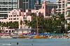Sailboats In Front of The Royal Hawaiian Hotel (trailwalker52) Tags: waikiki hawaii oahu beautiful beach tourist vacation sailing ocean catamaran royalhawaiian theroyalhawaiian theroyalhawaiianhotel royalhawaiianhotel pinkhotel pink hawaiipinkhotel waikikipinkhotel