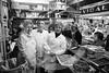 Bar Pinotxo - Mercat de la Boqueria, Barcelona 14/01/91 (Peter CS65 (Barcelona 1990-2000)) Tags: pinocho boqueria rambles barcelona 1991 bar mercat mercado pinotxo joan bayén