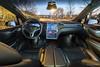 Tesla Model X (Casimemato) Tags: coches supercoches cars luxury lujo tesla modelx interior cuero atardecer sunset electrico electric