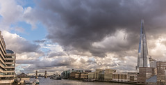 Day Out in LDN (Cissa Rego) Tags: london ldn londoneye lumierefestival theshard skygarden sunset nightphotography longexposure skyline