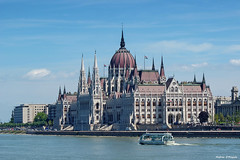 Budapest parliament (Darea62) Tags: budapest parliament architecture city hungary town river danube boat ancient history building