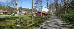 Marstrands familjecamping, Koön, 2012 (biketommy999) Tags: 2012 biketommy biketommy999 sverige sweden koön bohuslän västkusten camping panorama photoshop