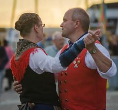 Dancing in the street (2) (frankmh) Tags: people dance europeade festival street helsingborg skåne sweden sunset evening outdoor