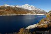 Lac du Chevril (My Planet Experience) Tags: lake lac chevril lacduchevril tignes mountain snow blue water sky dam reservoir automn color route grandes alpes routedesgrandesalpes road pass alps alpine savoie hautesavoie landscape france fr myplanetexperience wwwmyplanetexperiencecom