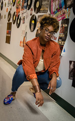 IMGP8869 (Michael-Sanchez) Tags: florida tallahassee radio women african american miami orlando university famu portraits flava station wanm 905 graphic design journalism public relations