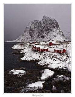 Hamnøy - An inconic place