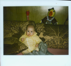 Pictures from the Past (rumimume) Tags: potd rumimume niagara ontario canada 2018 photo film paper vintage retro family 1970s 70s people child baby