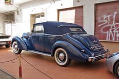 Hotchkiss Biarritz Cabriolet (Maurizio Boi) Tags: hotchkiss biarritz cabriolet car auto voiture automobile coche old oldtimer classic vintage vecchio antique voituresanciennes