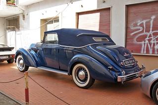 Hotchkiss Biarritz Cabriolet
