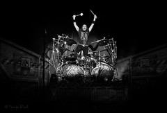 Accept (Svenja Block Photography) Tags: accept heavymetal metal hardrock blackandwhite drummer musicphotography rocknrollphotography svenjablockphotography