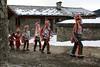 Val d'Aosta - Carnevali della Coumba Freida: Allein, le Arlecchine (mariagraziaschiapparelli) Tags: valdaosta valledelgransanbernardo carnevale carnevaledellacoumbafreida carnevalediallein carnevalediallein2018 landzettes