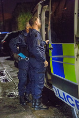 Operation Danube - Third Phase (Greater Manchester Police) Tags: operationdanube drugraidsinmanchester policeincrumpsall drugraidsincrumpsall policeoperation challengermanchester operationchallenger arrest