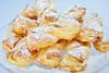 Nastrine di sfoglia con crema pasticcera (Le delizie di Patrizia) Tags: nastrine di sfoglia con crema pasticcera le delizie patrizia ricette dolci pasticceria secca