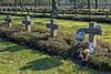 German War Cemetery 12 (jefvandenhoute) Tags: belgium belgië belgique lommel war soldiers graves graveyard cemetery