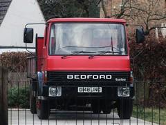 D148 JNC (Nivek.Old.Gold) Tags: 1986 bedford tl turbo dropside
