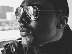 Kyle (Klarque Garrison) Tags: rapper headshot surgetv klarque klicksphotography bw atlantaphotographer