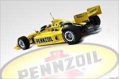 Scott Goodyear - Dallara IR0 Oldsmobile 2000 (amarus69) Tags: goodyear irl oldsmobile dallara indycar 2000 pennzoil pantherracing diecast 118 actionperformance