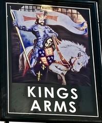 Kings Arms - Garstang (garstonian11) Tags: pubs pubsigns lancashire garstang