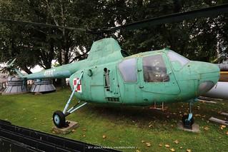 Polish Navy SM-1 4017 @Gdynia Naval Museum