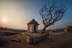 Forever Young (malhotraXtreme) Tags: hampi unesco heritage world india travel trip karnataka old architecture