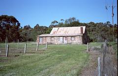 Homestead, Barossa Valley, South Australia (nickant44) Tags: film retro vintage 35mm rangefinder olympus kodak coolscan