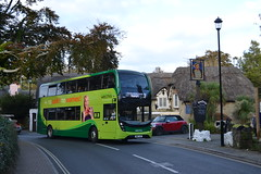 Southern Vectis 1656 HW67AHP (Will Swain) Tags: shanklin during isle wight beer buses walks weekend 14th october 2017 southern vectis 1656 hw67ahp bus transport travel uk britain vehicle vehicles county country england english south coast island town king