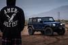Wrangler II (Skyrocket Photography) Tags: jeep wrangler rubicon storm tucson arizona dan santamaria skyrocket photography blue sexy rugged mudding off road vehicle