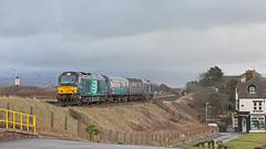 Truncated Training Train (Richie B.) Tags: 5z58 seascale cumbria drs direct rail services vossloh stadler caterpillar class 68 68003 68029