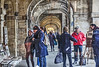 Place des Vosges (albyn.davis) Tags: paris france europe people street shopping travel vacation winter color colors marais vosges arches architecture buildings