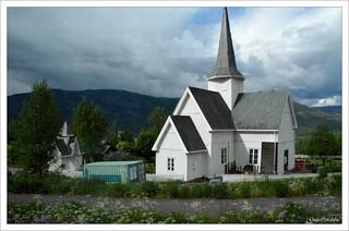 Aurdal Kirke (Valdesbaner) Oppland (Noruega)