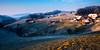 Morgensonne - Heiligenland (uhu's pics) Tags: 7dwf sun sonne morning morgen landscape landschaft farm bauernhaus bern weiler heiligenland emmental affoltern suisse swiss schweiz 16mm xp2 xpro fujinon fuji