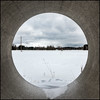Pipescape (Jonas Thomén) Tags: vinter winter snow snö landskap landscape rör pipe concrete betong skog forest woods field åker