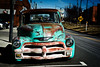 Low Crawler (hutchphotography2020) Tags: chevypickup truck 1950s turquoise rust