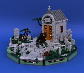 TTR2 - Forgotten Graveyard
