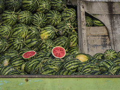 Floating Market - Cai Be (Ar-photography.fr) Tags: vietnam marché fruit travel travellers