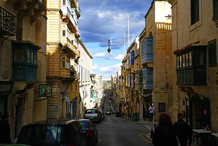 Republic St, Valletta, Malta