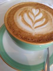 Break (Zajac) Tags: coffee green latte