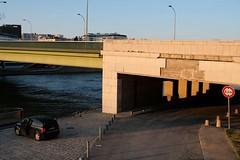 Seine-Paris-quai face radio france (fred.weg) Tags: seine paris quai parking voiture pont bridge river
