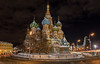 Moscow - Saint Basil (Giloustrat) Tags: moscow snow night cathedral k3 pentax basil