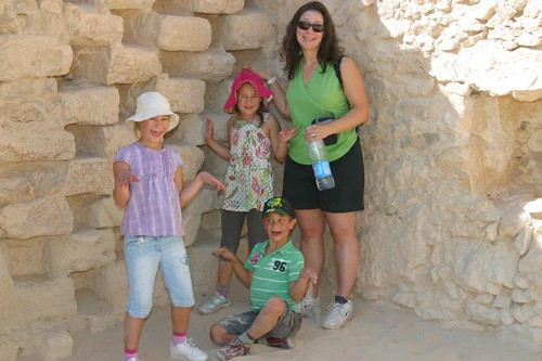 Private Family Tours in Israel