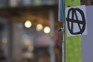 Anarchy on Berwick St