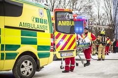 lmh-cbrneavtale011 (oslobrannogredning) Tags: cbrn cbrne abc farligstoff farliggods farligestoffer pasient ambulanse båre pasienthåndtering