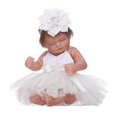 NPK 10inch Reborn Baby Doll Vinyl Handmade Lifelike Neborn Girl Toy (1203184) #Banggood (SuperDeals.BG) Tags: superdeals banggood home garden npk 10inch reborn baby doll vinyl handmade lifelike neborn girl toy 1203184