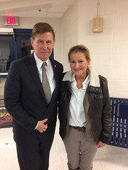 """Fairfax Dems meeting with Sheriff Stacey Kincaid • <a style=""""font-size:0.8em;"""" href=""""http://www.flickr.com/photos/117301827@N08/24765726507/"""" target=""""_blank"""">View on Flickr</a>"""