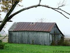 Weatherworn (Picsnapper1212) Tags: barn rundown weatherworn ageing farm agriculture clintoncounty ohio