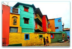 Estallido de color (La Boca - Buenos Aires) (marijeaguillo) Tags: boca buenosaires color