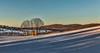 8R9A0812-13Ptzl1TBbLGER3 (ultravivid imaging) Tags: ultravividimaging ultra vivid imaging ultravivid colorful canon canon5dm3 scenic sky sunsetlight snow fields farm barn trees twilight evening winter pennsylvania pa panoramic painterly